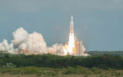 The space adventure seen through global launches