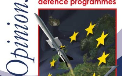 Opinion No.7 - A robust management system for on joint European defence programmes