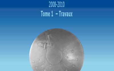 Annales 2008-2010 (Tome 1) - Travaux