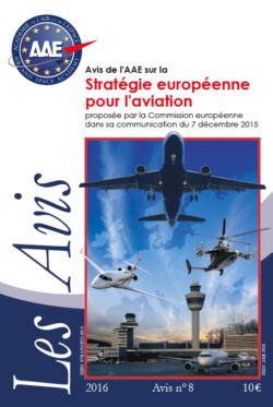 Avis n°8 sur la Stratégie européenne pour l'aviation proposée par la Commission européenne