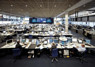 Lettre n°95 - Les Centres de contrôle des opérations