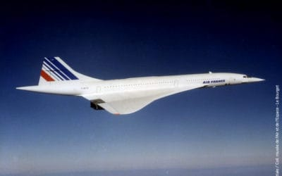 Transport aérien : Du Concorde au « low cost », 50 ans de révolution permanente