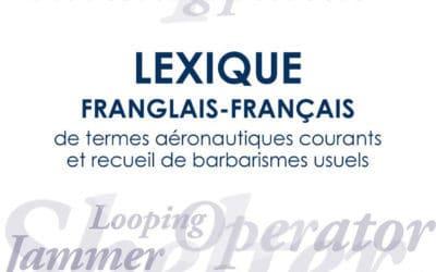 Frenglish-French Glossary of common aeronautical terms