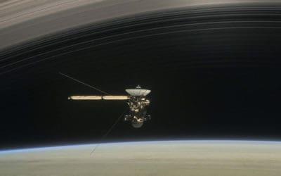 L'aventure et les découvertes de Cassini-Huygens