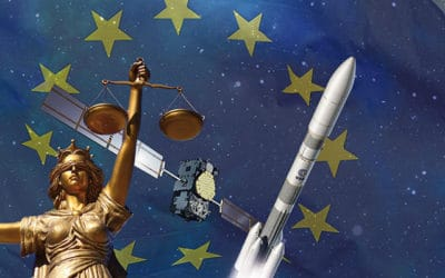 Legal responsibilities of space system operators
