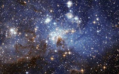 Poussière d'étoiles