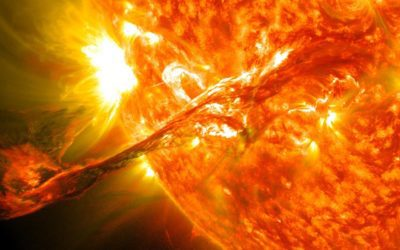 Aviation and space weather