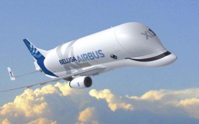Le Beluga XL : un géant au service de la production des Airbus