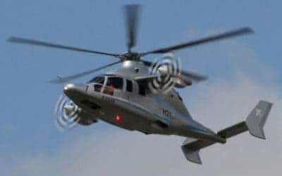Helicoptères à grande vitesse