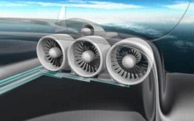 Les moteurs aéronautiques civils: l'évolution passée; le futur