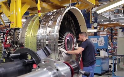 Aerospace: Attracting and training young people