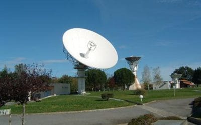 Telecommunications spatiales