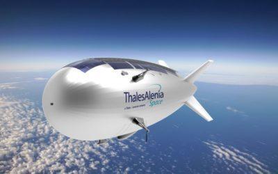 Stratobus, plate-forme stratosphérique autonome