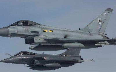Préserver le futur de l'industrie européenne des avions de combat