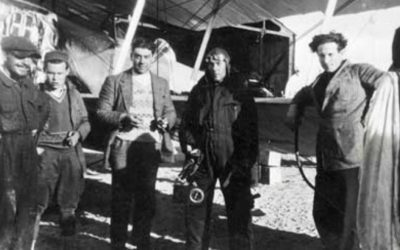Sur les traces des pionniers de l'Aeropostale