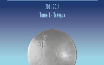 Annales 2011-2014 (Tome 1) - Travaux