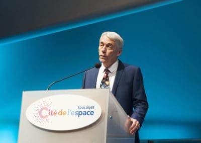 Michel Blanc lauréat du Grand Prix 2017 de l'AACE