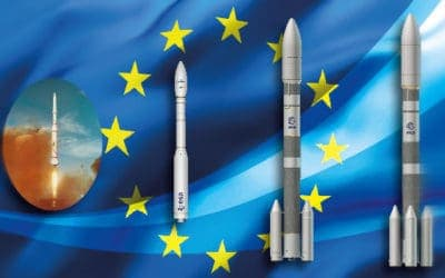 Les lanceurs européens.  De Diamant à Ariane 6 : la réponse compétitive de l'Europe pour son autonomie d'accès à l'espace