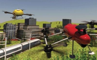 Présent et futur des drones civils
