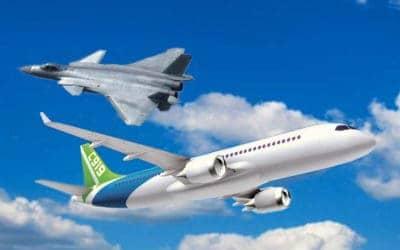 L'industrie aéronautique chinoise : sa voie vers une position mondiale