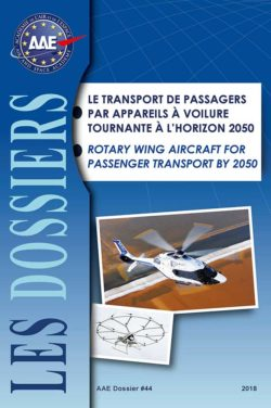Dossier No.44 - Rotary wing aircraft for passenger transport by 2050