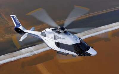 Rotary wing aircraft for passenger transport by 2050
