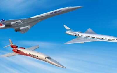 Past and future of supersonic