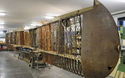 Newsletter No.114 - Preserving the aerospace heritage