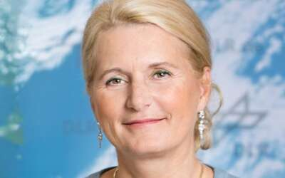 Pascale Ehrenfreund made Knight of the Legion of Honour