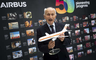 50th anniversary of the Airbus agreement