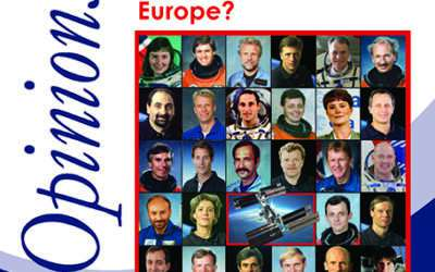 Avis n°10 - Human spaceflight: what strategy for Europe?