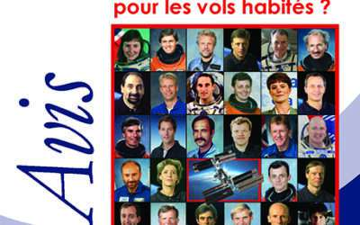 Avis n°10 - L'espace : quelle stratégie européenne pour les vols habités ?