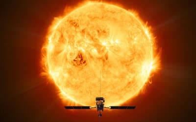 Solar Orbiter, une mission très chaude !
