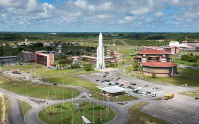 CSG: a French, European, Guyanese space centre