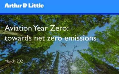 Aviation year zero: towards net zero emissions